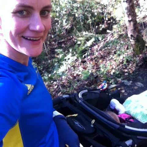 Running after Babies